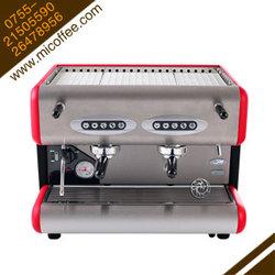 La San Marco 85E圣马可窄版双头半自动电控商用咖啡机