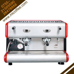La San Marco 85E圣马可双头半自动手控商用咖啡机