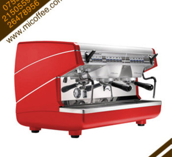 Nuova appia2诺瓦双头半自动电控商用咖啡机