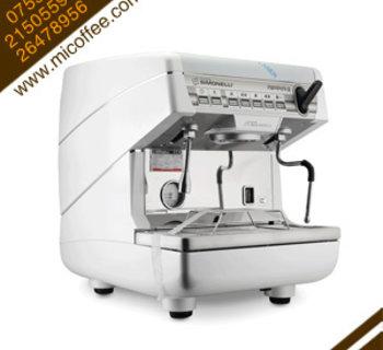 Nuova appia2诺瓦单头半自动电控商用咖啡机