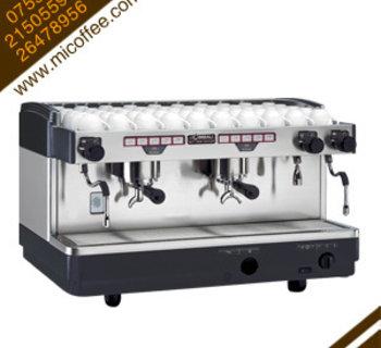 LA-CIMBALI 金巴利E98双头电控半自动咖啡机