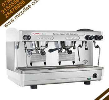 LA-CIMBALI 金巴利M27双头电控半自动咖啡机