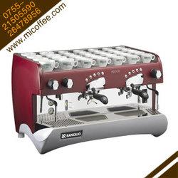 Rancilio兰奇里奥EPOCA E2双头电控商用半自动咖啡机