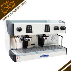 LAVAZZA拉瓦萨GRREENP 161双头电控商用半自动咖啡机