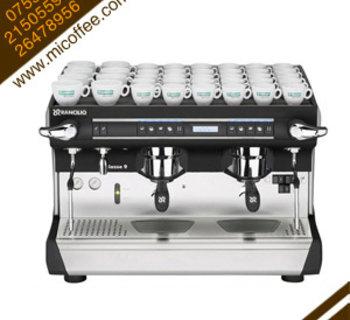 Rancilio兰奇里奥Classe9双头电控商用半自动咖啡机