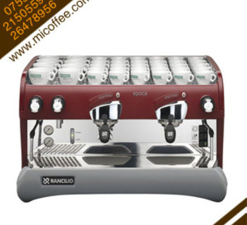 Rancilio兰奇里奥EPOCA S 2GR双头手控商用半自动咖啡机
