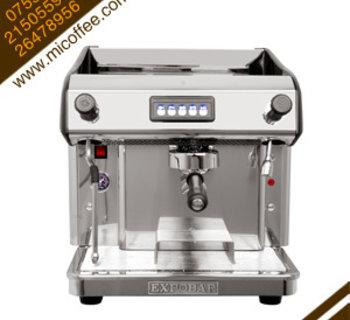 EXPOBAR爱宝megacrem 1gre单头电控商用高杯半自动咖啡机