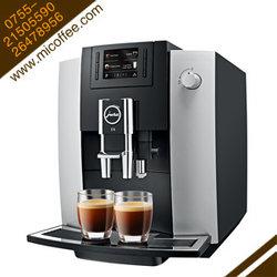 JURA/优瑞E6一键花式咖啡办公用商用全自动咖啡机