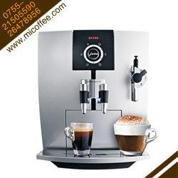 JURA/优瑞J5一键花式咖啡办公用商用全自动咖啡机