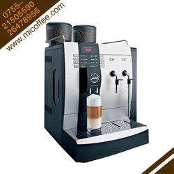JURA/优瑞X9一键花式咖啡办公用商用全自动咖啡机