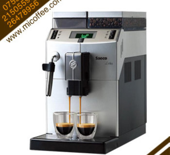 Saeco/喜客 LIRIKA Plus家用办公用全自动咖啡机