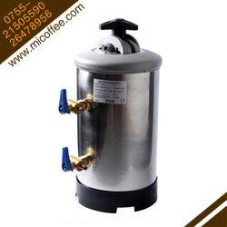 意大利原装进口DVA 8L软水器专业半自动咖啡机商用过滤软水机