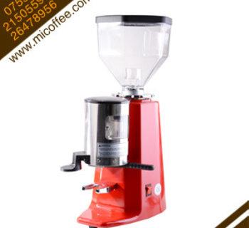国产永飞商用意式磨豆机 咖啡 电动YF-650研磨机粉碎机可调粗细