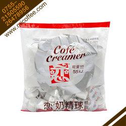 台湾恋牌奶油球 奶茶咖啡伴侣奶油球 奶精球 50粒 5ml