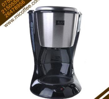 德国Melitta/美乐家 MKM533 STEPS滴漏式咖啡机泡茶机 咖啡壶