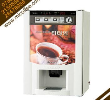 韩国进口速溶DG-108F3M 自动投币咖啡机饮料机