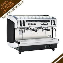 FAEMA enova飞马意大利进口意式商用电控半自动二手咖啡机