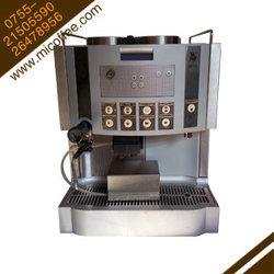 二手WMF咖啡机全自动商用办公用咖啡机
