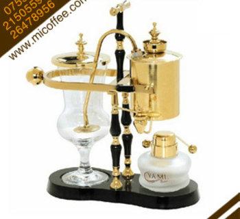 YAMI二代比利时皇家咖啡壶(金色)