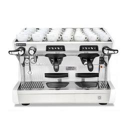 原装进口Rancilio/兰奇里奥CLASSE 5双头电控商用半自动咖啡机