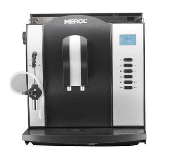 Merol/美宜侬 me-708自动打奶泡意式办公室全自动咖啡机美侬