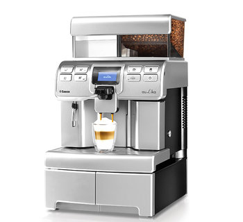 原装进口喜客Saeco/Aulika全自动办公室咖啡机